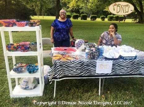 Owners of Denise Nicole Designs, LLC
